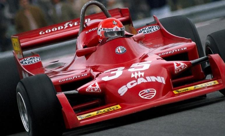 F1 Alfa Romeo 177 F12