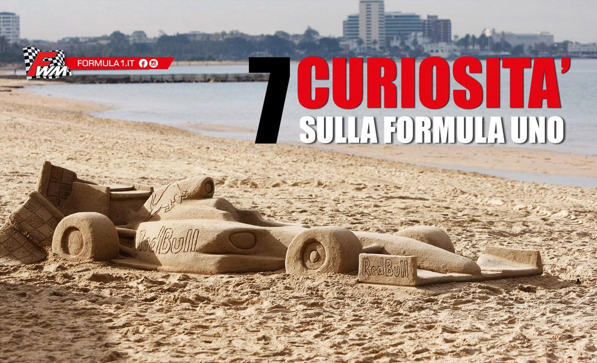 7 Curiosità sulla Formula Uno