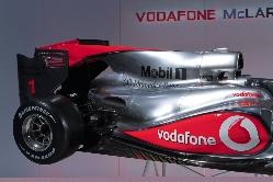 FIA: l'alettone McLaren è regolamentare