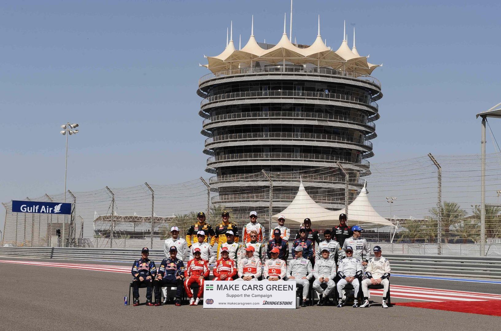 Gp Bahrain - Gara