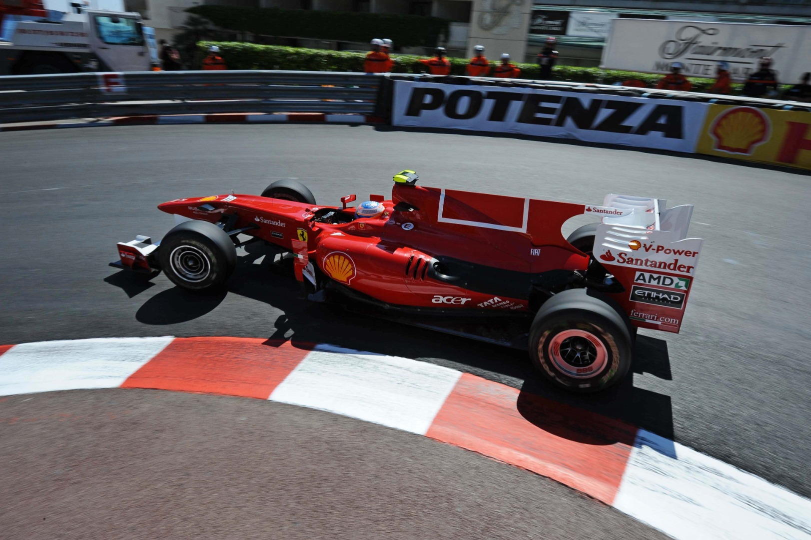 Gp Monaco - Prove libere
