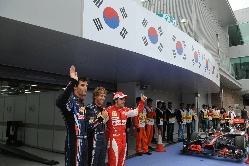 Gp Corea - Qualifiche