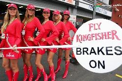 Le ragazze della Formula1
