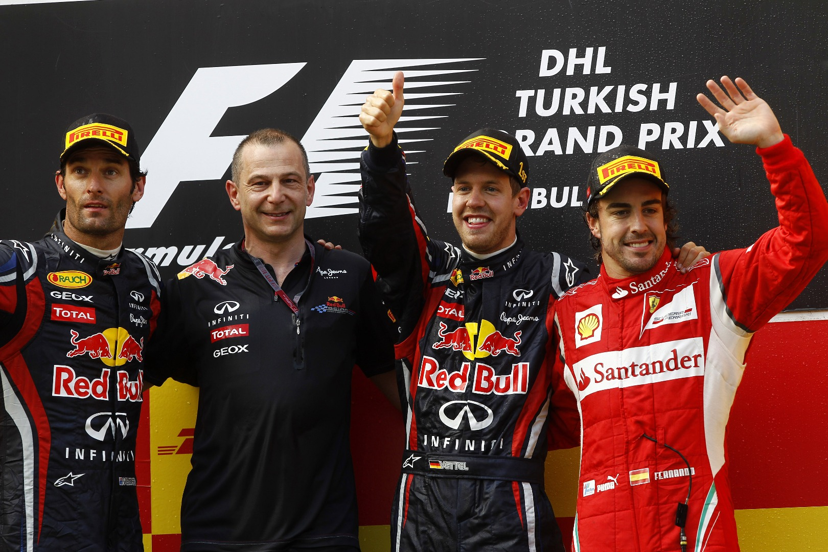 Gp Turchia - Gara - CS Pirelli