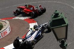 Gp Monaco - Libere - CS Pirelli
