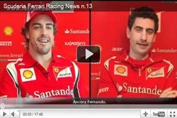 Video: A Valencia una Ferrari rinnovata