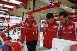 Video: Ferrari news - Alonso, Massa, Surtees -