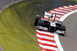 Gp Germania - Prove libere - CS Pirelli