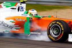 Gp Germania - Qualifiche - CS Pirelli -