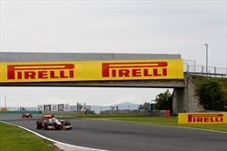 Gp Ungheria - Prove libere - CS Pirelli -
