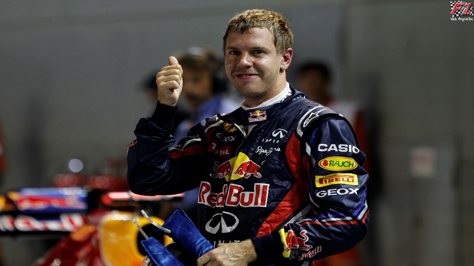 Gp Singapore - Qualifiche - CS Pirelli