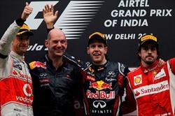 Gp India - Gara - CS Pirelli -