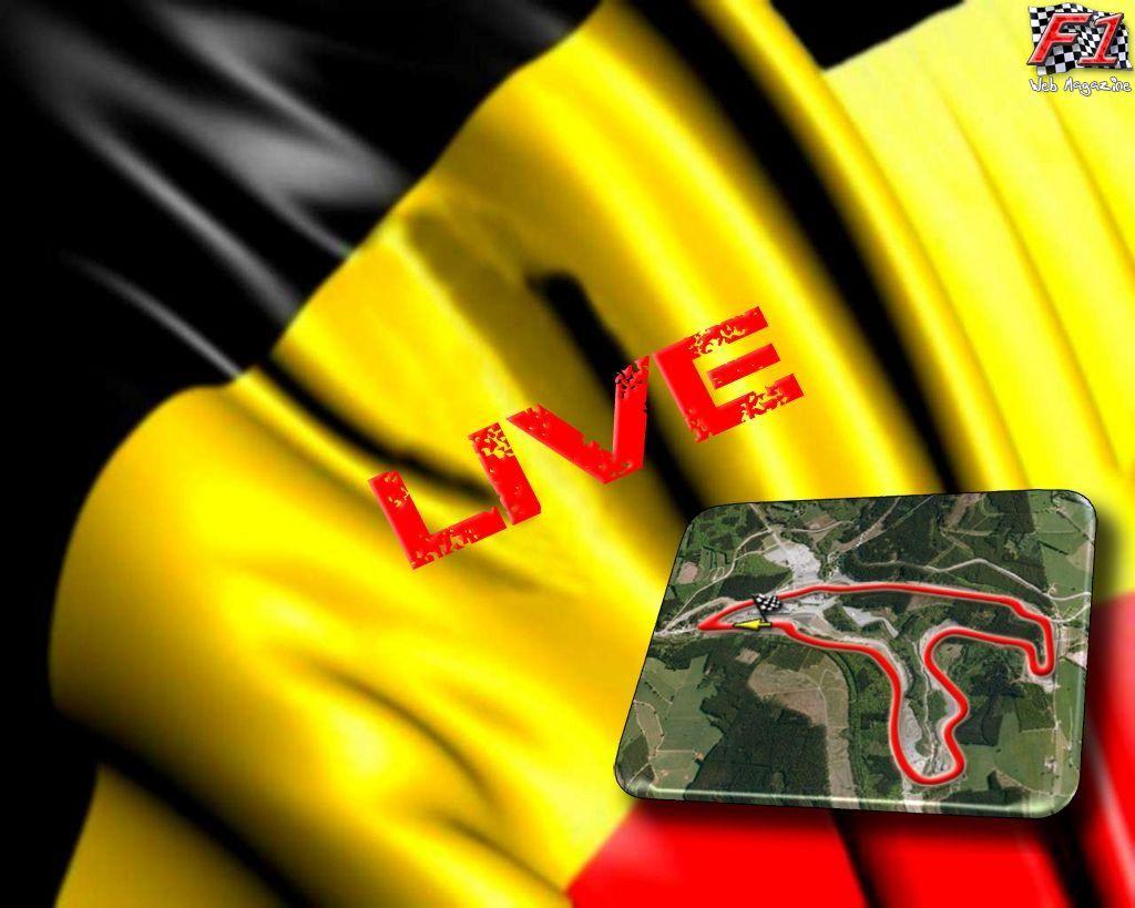 Gp Belgio Live - Diretta -