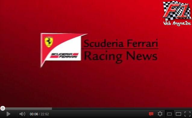 Video Ferrari News