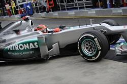 Gp Australia - Libere - CS Pirelli - Schumacher Melbourne 2012
