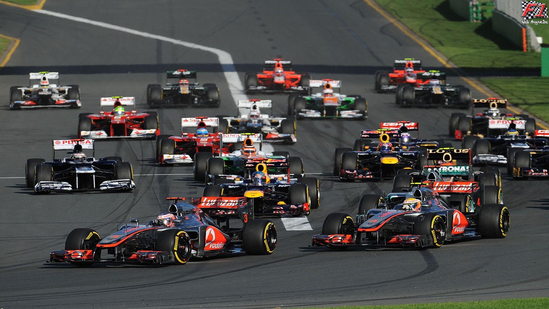 Melbourne Gara 2012