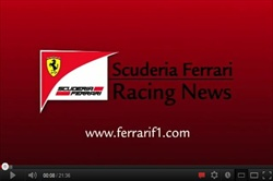 Video Ferrari News
