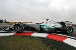 Schumacher Cina 2012