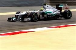 Bahrain, Rosberg il piu' veloce