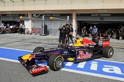 Gp Bahrain - Vettel