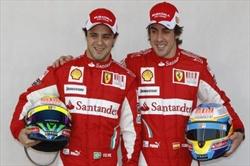 Alonso e Massa