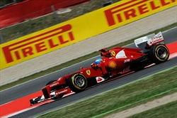 Gp Spagna - Qualifiche - Alonso