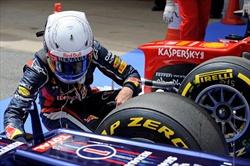 Gp Spagna - Qualifiche - Vettel