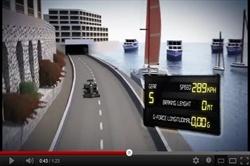 Gp Monaco - 3D Virtual Lap - Pirelli - 3D Virtual Lap - Gp Monaco