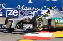 Rosberg domina libere, Massa 2/o - Rosberg N.