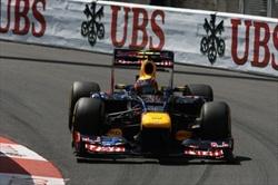 Monaco, vittoria di Webber - Webber