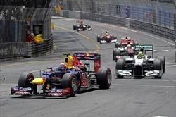 Monaco, vittoria di Webber - Webber2