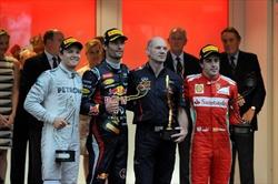Gp Monaco - Gara - CS Pirelli - Gp Monaco - Gara - Podio