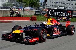 Vettel si aggiudica una pole combattuta - Gp Canada - Qualifiche
