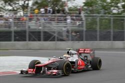 Vittoria di Hamilton in Canada - Hamilton