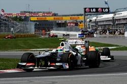 Hamilton conquista il settimo podio in sette Gp - Gp Canada