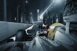 Video - London Street Circuit - London Street Circuit by Santander