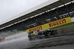 Le qualifiche minuto per minuto - Silverstone - Qualifiche bagnate