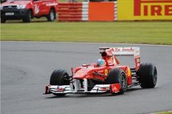 Gb, Alonso in pole a Silverstone