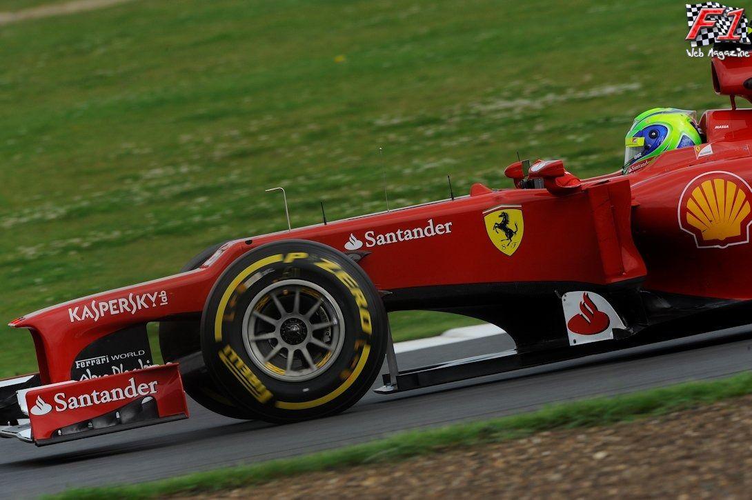 Gp di Gran Bretagna - Alonso in Pole Position
