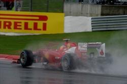 Qualifiche Gran Premio di Gran Bretagna