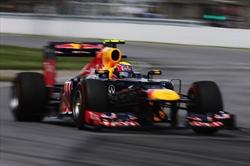 Vince Webber, Alonso secondo