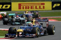 Webber - Gran Premio di Gran Bretagna