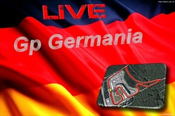 Gp Germania - Live gara