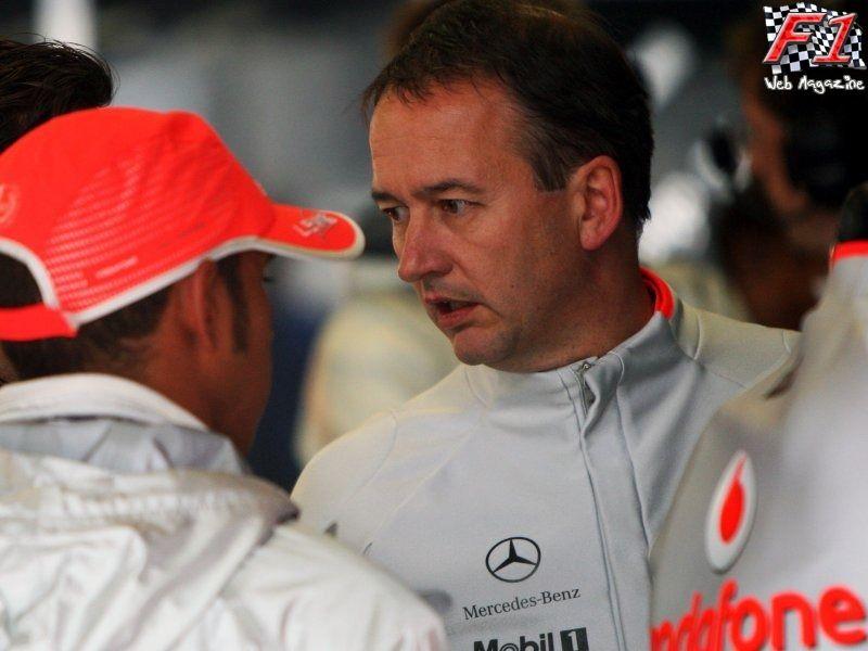 Neale Jonathan - McLaren