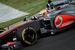 Ungheria, vince Hamilton - Hamilton2