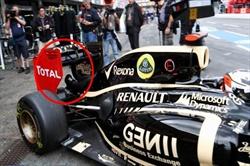 Tecnica: la Ferrari e il doppio DRS. - Doppio DRS Lotus