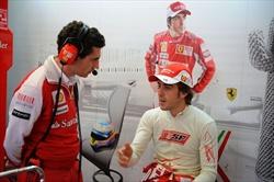Alonso preoccupato per prestazioni Ferrari