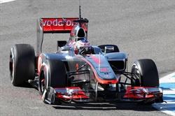 Belgio, pole position per Button -