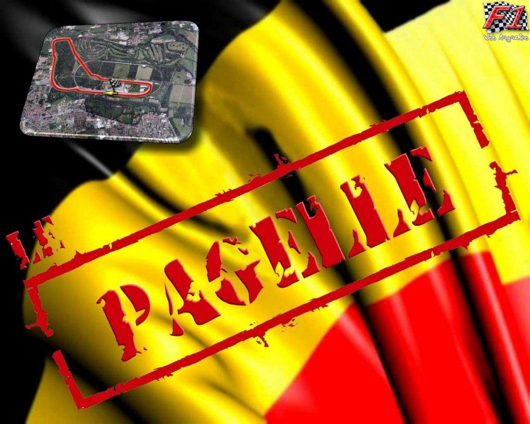Gp Belgio - Pagelle
