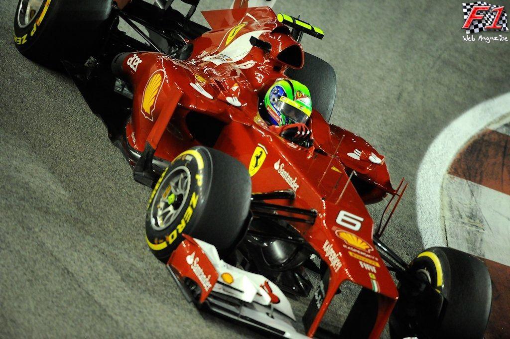 Gp Singapore - Alonso